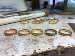 Goldlegierungen Trauringe